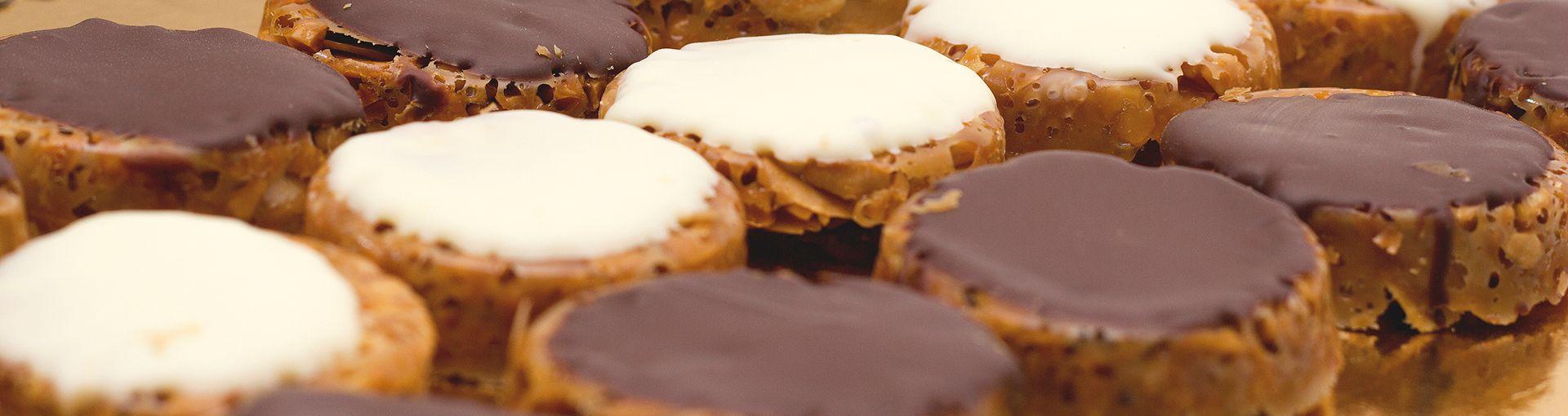 Florentinas pastas y especialidades de dulces Galicia