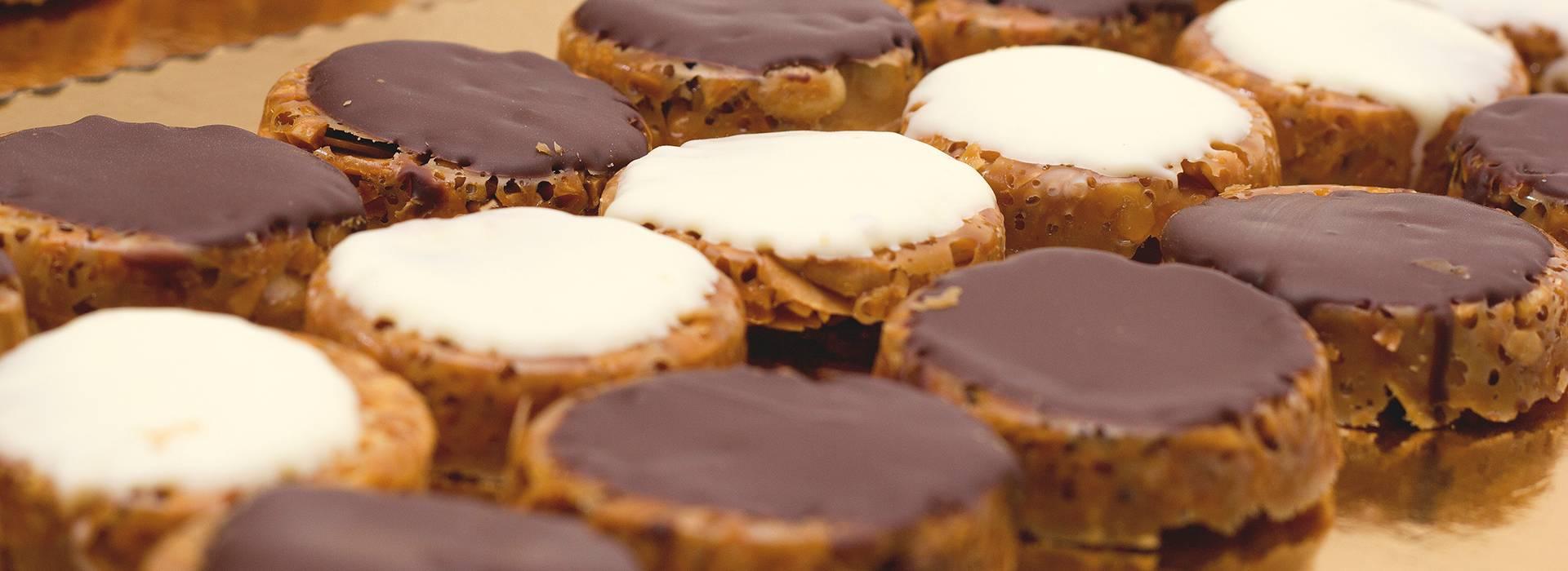 Florentinas hechas en pastelería Galicia