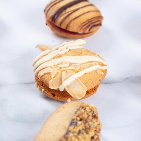Pastas de té artesanas de Pastelería Galicia disponibles en tienda online